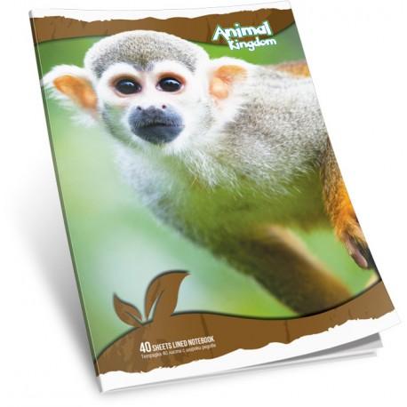 Луксозна тетрадка Animal Kingdom